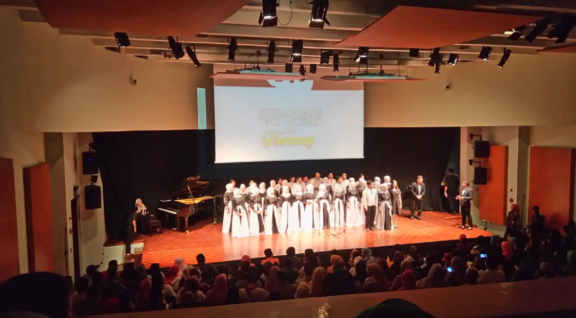 Choir Concert – Goethe Institute