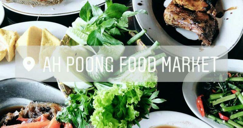 Ah Poong Food Market
