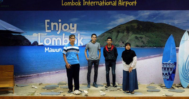 Catatan Perjalanan: Tiga Hari Untuk Lombok