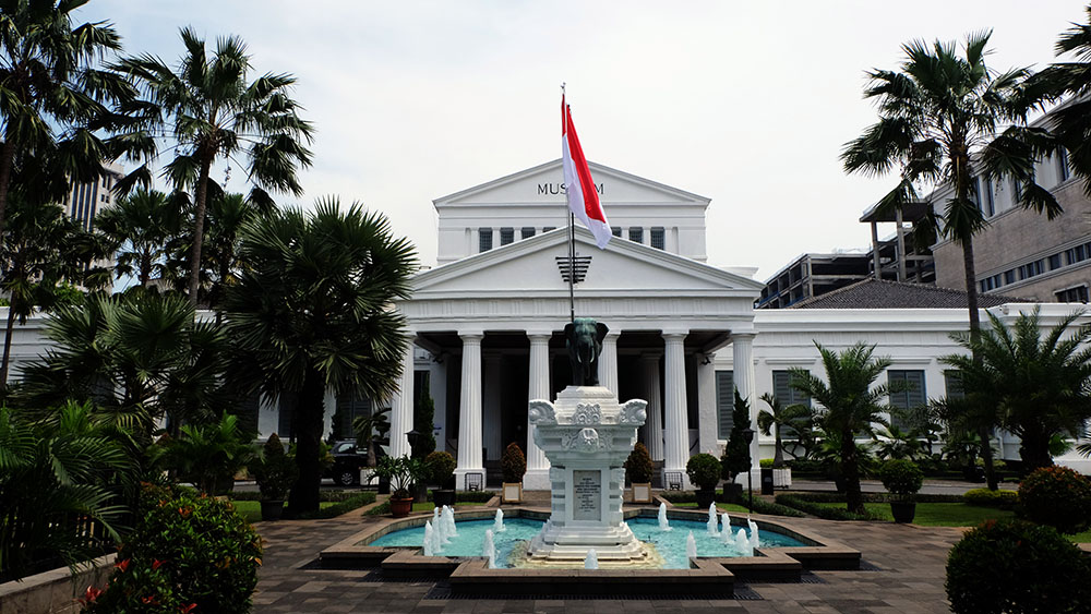Museum Nasional : The Uniqueness of Indonesia