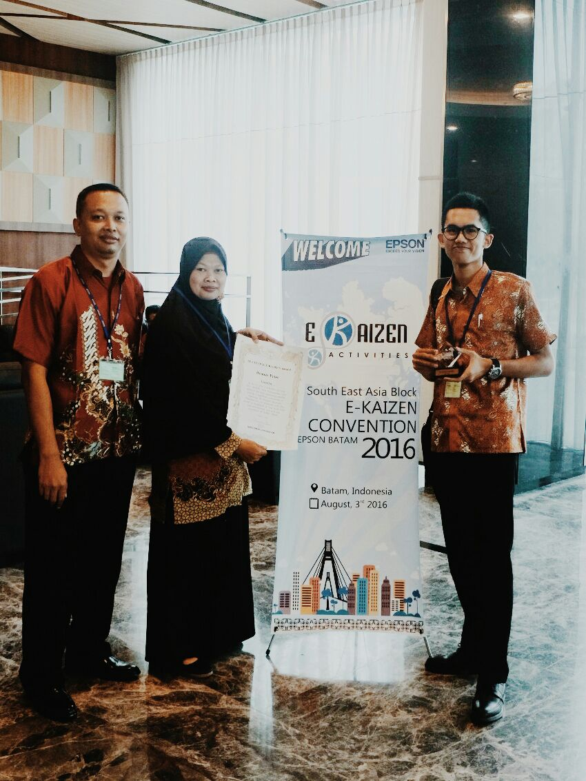 Catatan Perjalanan : Business Trip to SEA Block E-Kaizen Convention 2016