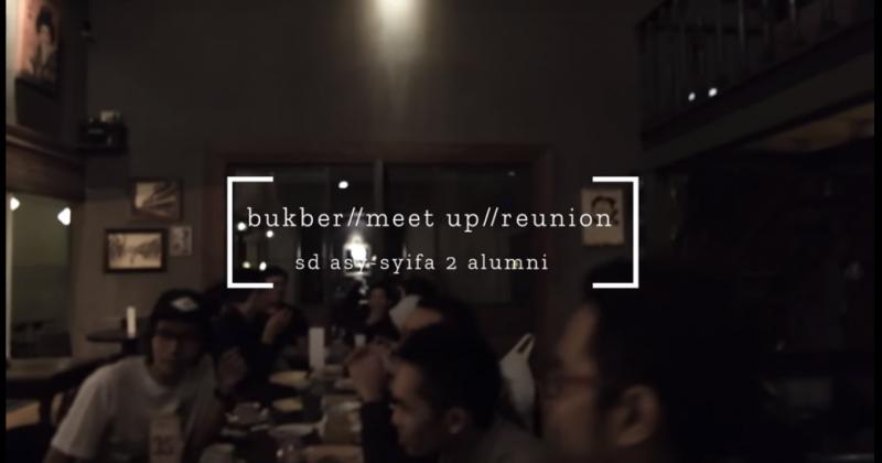 Meetup Alumni SD Asy-Syifa 2 Bandung