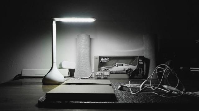Review : Minimalism Lamp, Economic Price